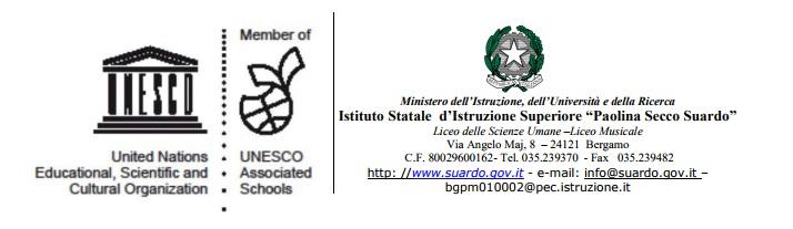 Logo Unesco Scuole Associate